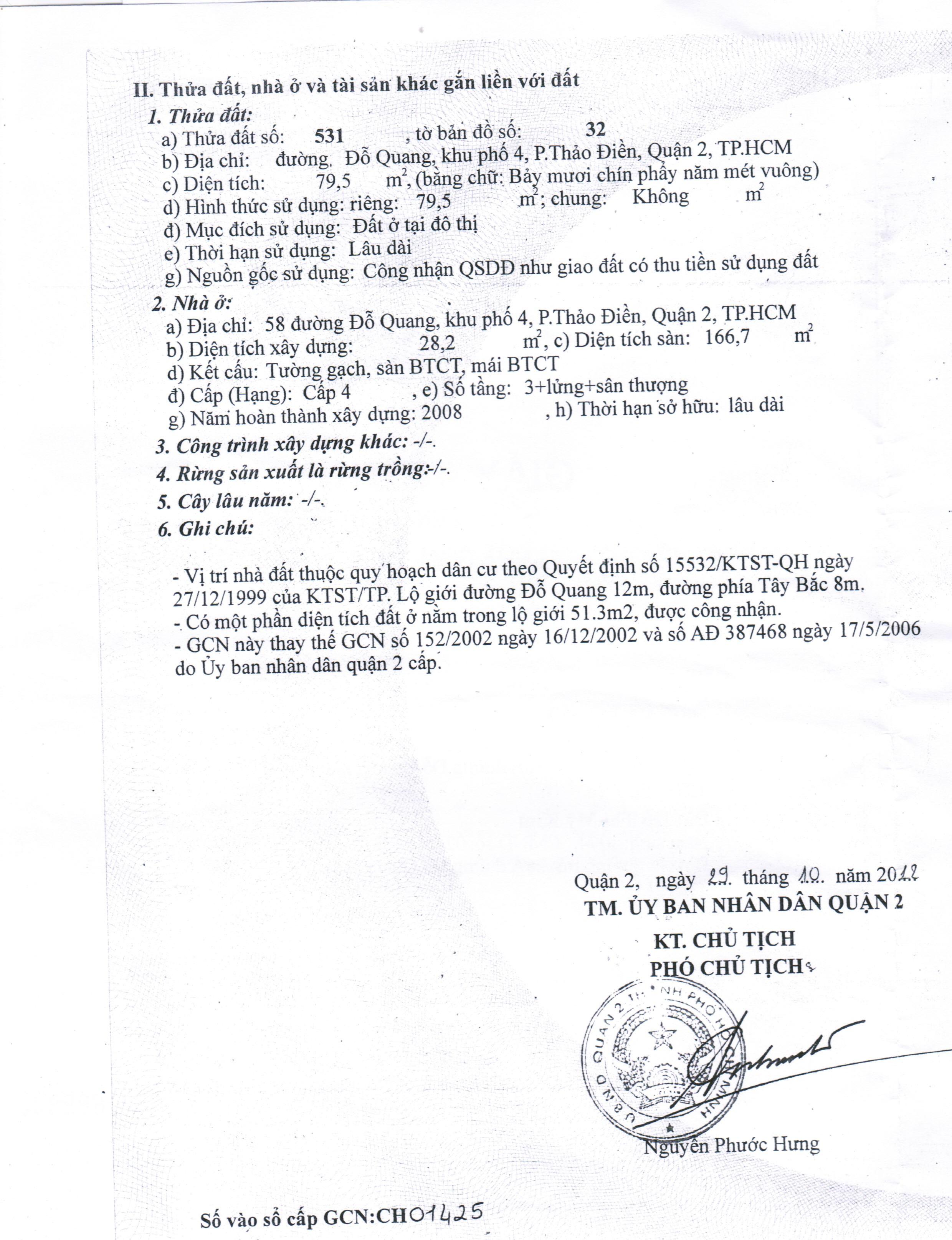 Nhà Phố Thảo Điền, Q2, Tphcm