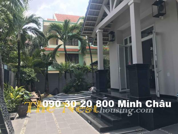 Bán Biệt Thự Sân Vườn Khu Fideco Compound Thảo Điền Quận 2
